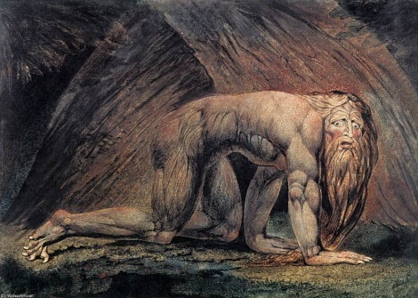 William+Blake+-+Nebuchadnezzar+